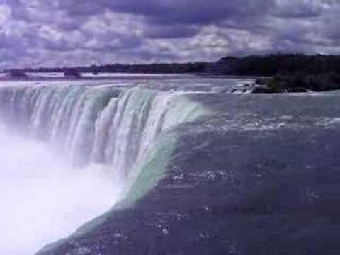 Niagara Water Falls Desktop Wallpaper Niagara Water Falls Part 1 Youtube