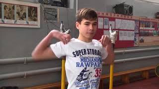 Уроки спорта. UA:Донбасс – Тяжелая атлетика