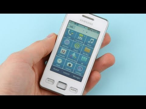Samsung Star II Preview
