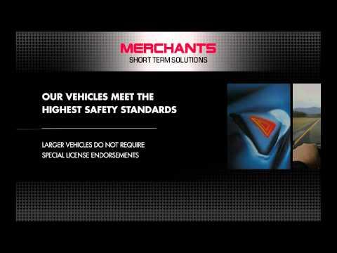 Merchants Short-Term Leasing: Vehicle Selection
