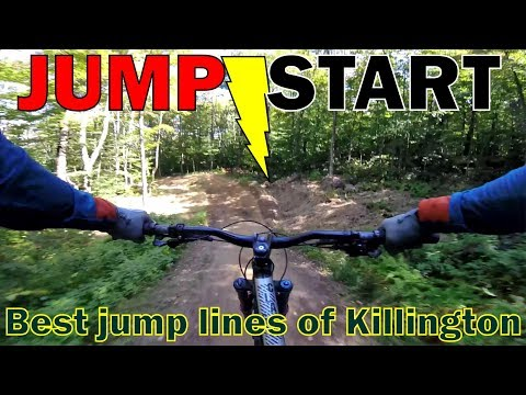 2019 BEST JUMP LINES AT KILLINGTON || JUMP START