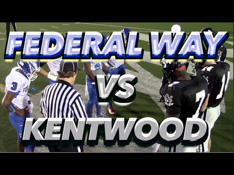 Federal Way (WA) v Kentwood (WA) : #UTR HighlightMix 2014