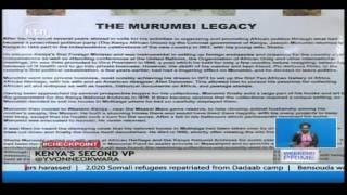 BACK IN MEMORY LANES: The life that was of Kenya's second Vice President Jeseph Murumbi