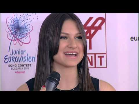 Junior Eurovision Song Contest Opening Ceremony 2015