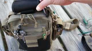 Ultimate Kick Ass EDC Bag by CraigShipp.com