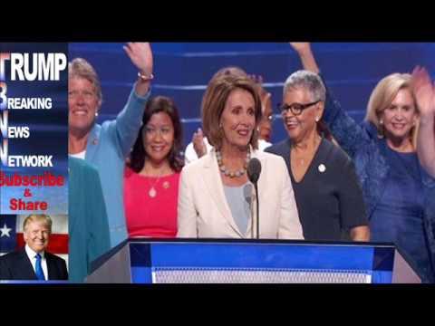 Trump 'Very sad for Republicans' if Nancy Pelosi stepped down