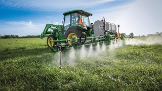 How To Adjust & Operate An LS11 Series Sprayer