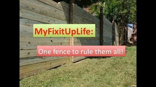 Teaser: One fence to rule them all