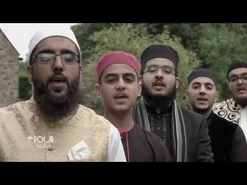 YQNC - FALAK KE NAZARO (HUZOOR AAGAYE HEIN) 4K OFFICIAL VIDEO