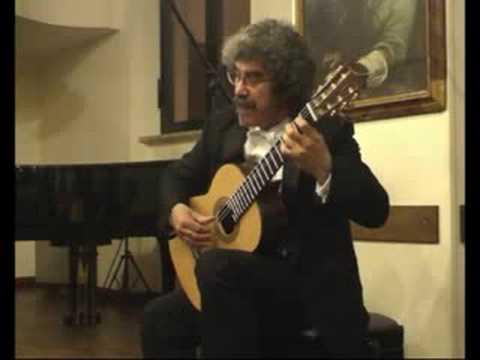 Carlo Ambrosio - Aguado - Menuet Affandangado Op.15 part. 1
