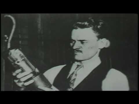 Philo T Farnsworth, The Inventor Of TV.