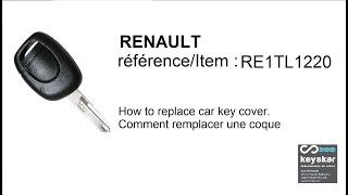 TUTORIEL RENAULT (RE1TL1220)