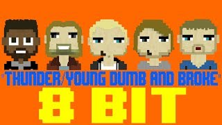Thunder/Young Dumb & Broke (Medley) [8 Bit Tribute to Imagine Dragons & Khalid] - 8 Bit Universe Mp3