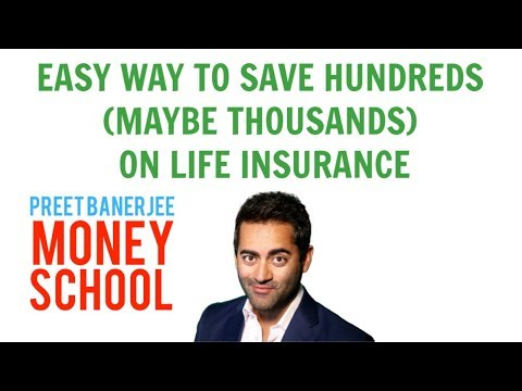 How to save money on Term Life Insurance   Personal Finance   Financial Literacy   Money
