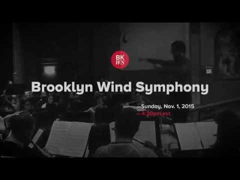 Brooklyn Wind Symphony / Concert Trailer #2