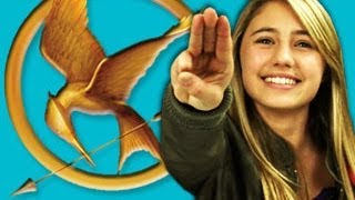 Teens React to The Hunger Games
