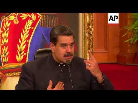 Venezuela's Maduro defends election results