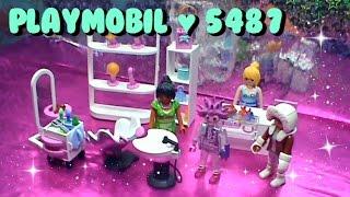 playmobil 5487 saln de belleza 2 blind bags