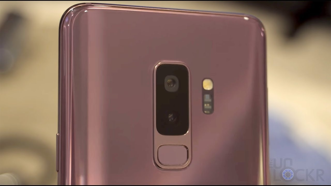 Samsung Galaxy S9 and S9 Plus (Complete Walkthrough) (Video)