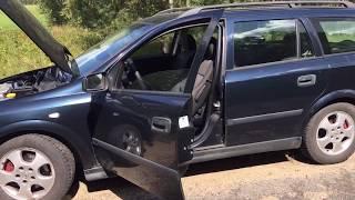 Познавательное видео для всех дизелистов. Opel astral DTI