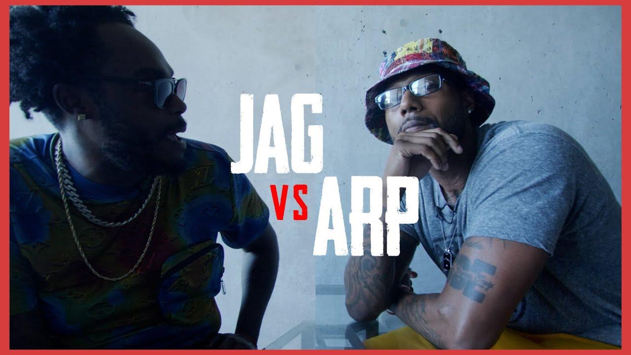 JAG VS ARP FACEOFF - RBE