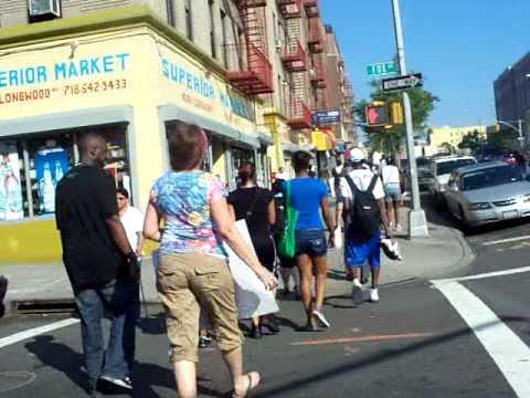 Banana Kelly High School March Against School Budget Cuts