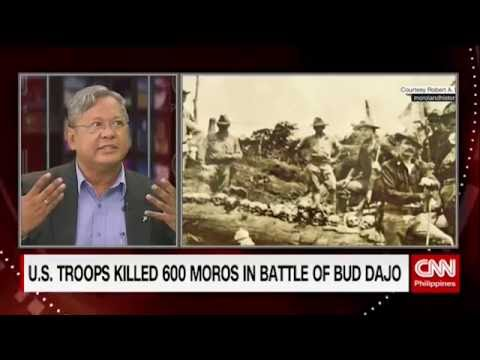 The Source: The Battle of Bud Dajo