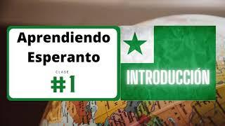 Aprende Esperanto: Introducción # 1