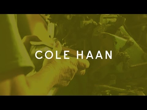Cole Haan // Made in Maine