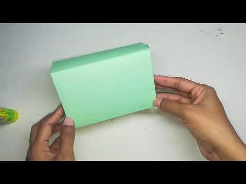 Gift Box Tutorial | DIY Gift Box | Paper Boxes | DIY Activities