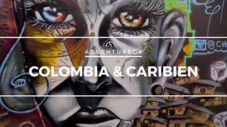 Colombia & Caribien - Adventuredk