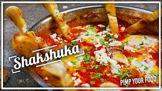 Shakshuka - Eier in Tomatensauce | das perfekte Brunch-Gericht | Felicitas Then | Pimp Your Food