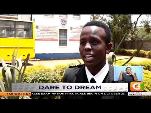 Dare to dream | Daniel Shirima aspires to become a chef