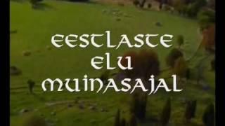 eestlaste elu olu muinasajal