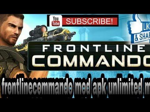 Frontline Commando Mod Apk Unlimited Money