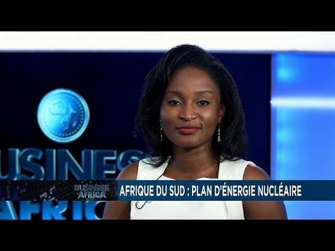L'Afrique du sud s'intéresse à l'énergie nucléaire [Business Africa]