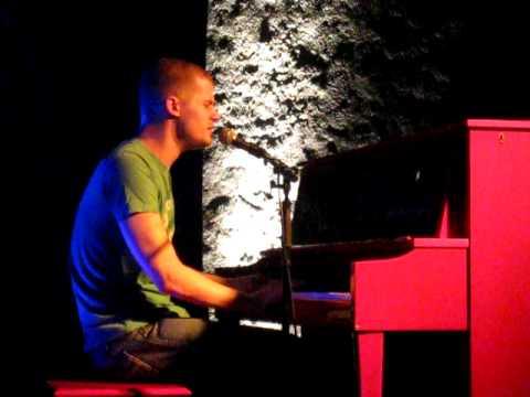 Jay Brannan - The Freshmen (The Verve Pipe) Live at Sentier des Halles,  Paris FR