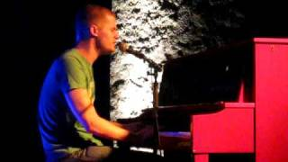 Jay Brannan - The Freshmen (The Verve Pipe) Live at Sentier des Halles,  Paris FR