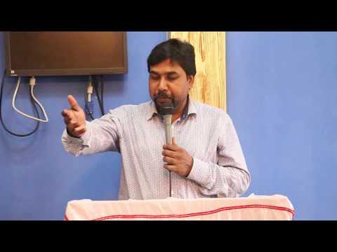 Tum Zameen K Namak ho ( P.1) by Rev. Javed Siddique