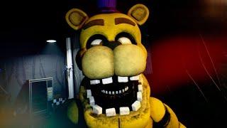 FREDBEAR y la NOCHE TROLL - Project Fredbear Reboot (FNAF Game)