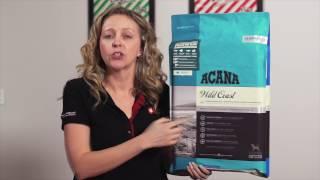 ACANA Classics - информация на упаковке, которая помогает.