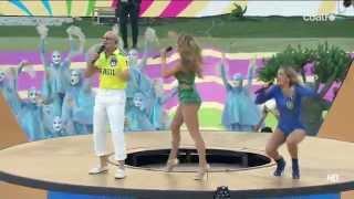 Ceremonia Apertura Mundial Brasil 2014 – INTEGRAL y HD
