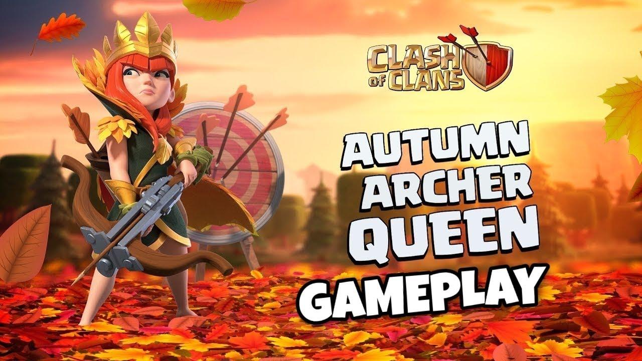 Игровой автомат autumn queen (королева осени) играть онлайн в казино вулкан платинум