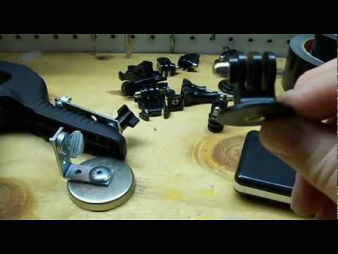 Help / Tutorial for the Gopro accessories – mods, DIY projects & more!