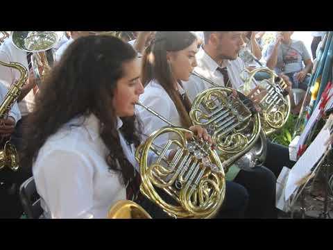 Banda de Salzedas - Festival de Bandas Filarmónicas de S. João de Areias - 23set.2018