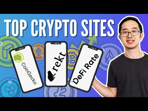 Best Crypto Sites for Beginners (The Best Crypto Resources!)