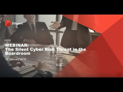 The Silent Cyber Risk Threat in the Boardroom