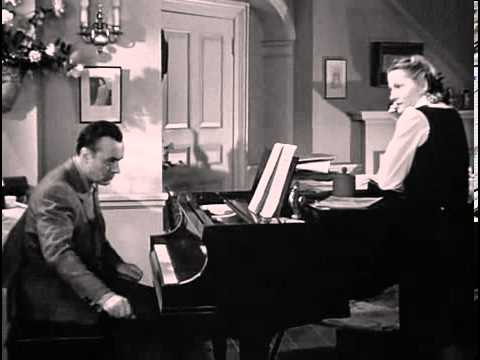 Charles Boyer & Joan Fontaine  The Constant Nymph 1942