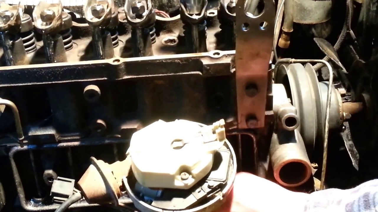 hight resolution of valve adjustment on a inline 6