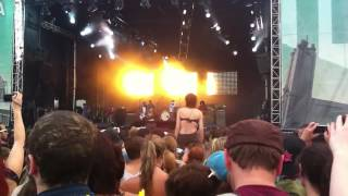 Brand New - Millstone (live at Osheaga 2012)
